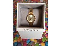 Genuine Ladies Michael Kors watch (brand new)