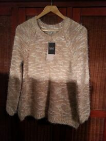 BRAND NEW WITH TAGS JUMPER FROM NEXT SIZE 14