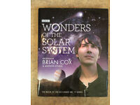 BBC - The wonders of the solar system book.