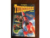 Official Thunderbirds Annual published 1993.