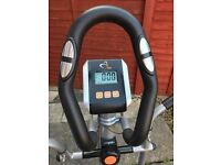 V-Fit 2 in 1 Exercise Bike and Cross Trainer