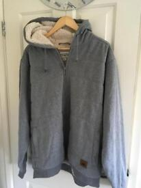Men's Fleece-Lined Sweatshirt, XXL