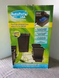 Autopot 4 Pot Grow System & 47 Litre Tank .