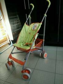 In The Night Garden Pushchair