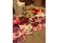 Build a bear and clothes