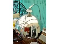 Arch Lamp Silver