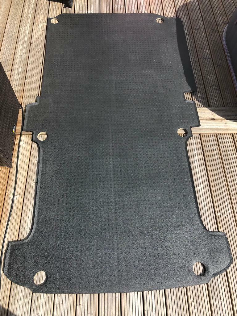 VW T4 Rear Carpet Load Mat LWB version Grey