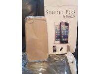 STARTER PACK IPHONE 5/5S/5SE