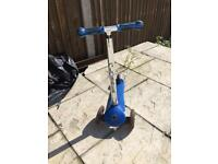 Blue Glover Scooter for sale - used