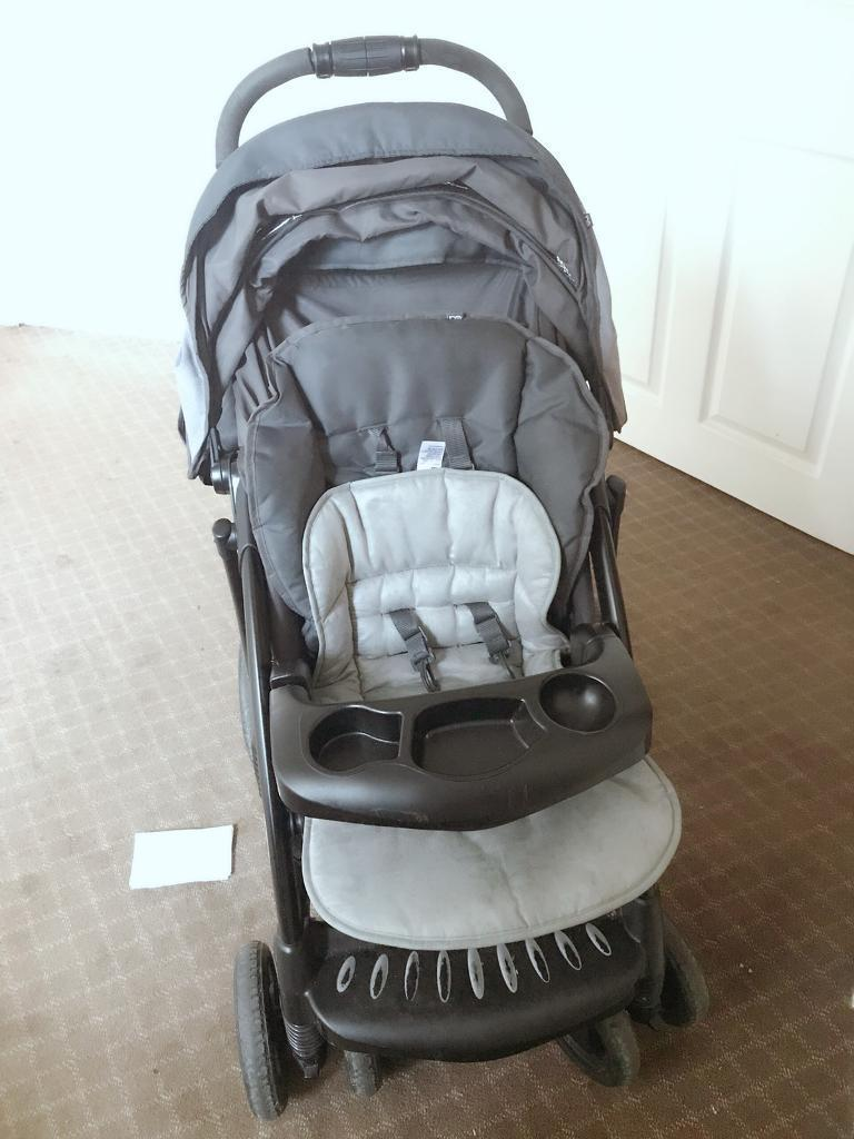 Push chair very comfortable and nice