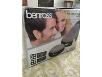 Benross Inflatable Chair and Stool