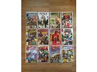MARVEL/DC COMICS BUNDLE FROM THE 90'S TO PRESENT