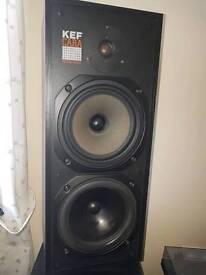 KEF Cara Hifi speakers