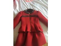 Mayoral dress and matching jacket for sale