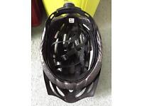 Raleigh Adult Cycle/Bike Helmet, Black