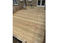 Fence decking services
