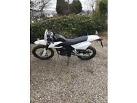 Road legal 125cc ( Moto , motorbike , motorcycle )