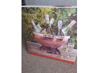 Brand New 6 Bottle Wine & Champagne Cooler