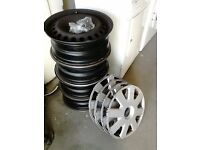 "Ford Mondeo Mk3 2002 16"" Wheel Rims and Wheel Trims for sale."