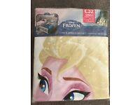 2 pack Frozen Single Duvet sets