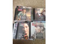 17 talking classics cds