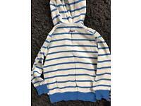 Jumper/zip up hoodie