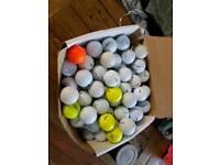 85 used balls