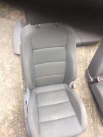 Vw golf Mk5 seats
