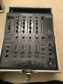 Pioneer DJM 800 Mixer for sale!!! Still for sale as of 22/02/17!!