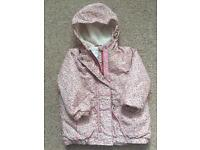 Girls age 2-3 jacket from next
