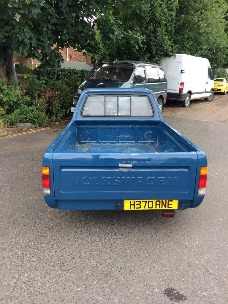 vw mk1 caddy pick up open to offers in norwich norfolk gumtree. Black Bedroom Furniture Sets. Home Design Ideas
