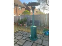 **Sold** Garden gas patio heater