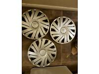 Citroen c1 original wheel trims