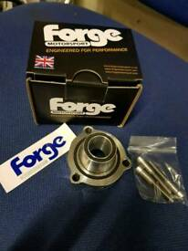 Forge dump blow off valve adaptor for vag 2.0tfsi