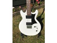 Ibanez GAX-30 (White) Electric Guitar