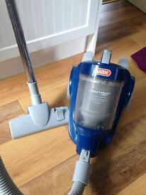 Vax Pet Centrix 2 vacuum cleaner / hoover (broken power switch)