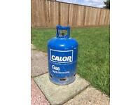 15kg gas bottle 1/2 full