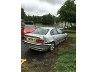 NEED GONE! E46 330d 2001 5 door manual *spares/repairs*