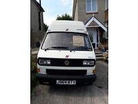 VW T25 Holdsworth Villa 3 campervan