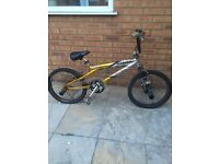 BMX For sale very stylish and slick