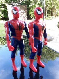 Walkie Talkie Spiderman Figures
