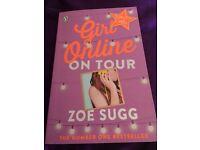 Zoella girl online on tour