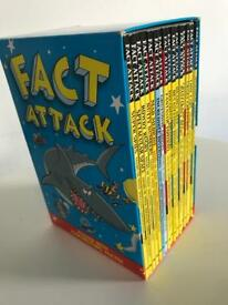 **SOLD** Fact Attack Collection