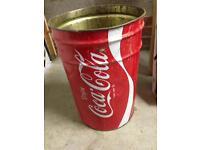 Coca Cola drum