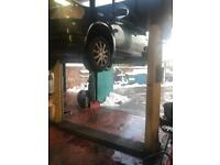 Ramp garage