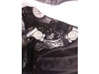 Nsr 125 spares and repairs