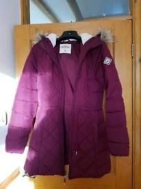 Hollister Coat Size M