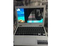 Acer chrome book 11 with broken screen