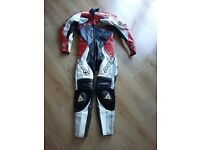 Motorcycle leathers size 48