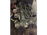 Ford transit 100ps tddi engine complete fitting available